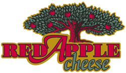Red Apple Cheese logo