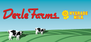Derle Farms logo