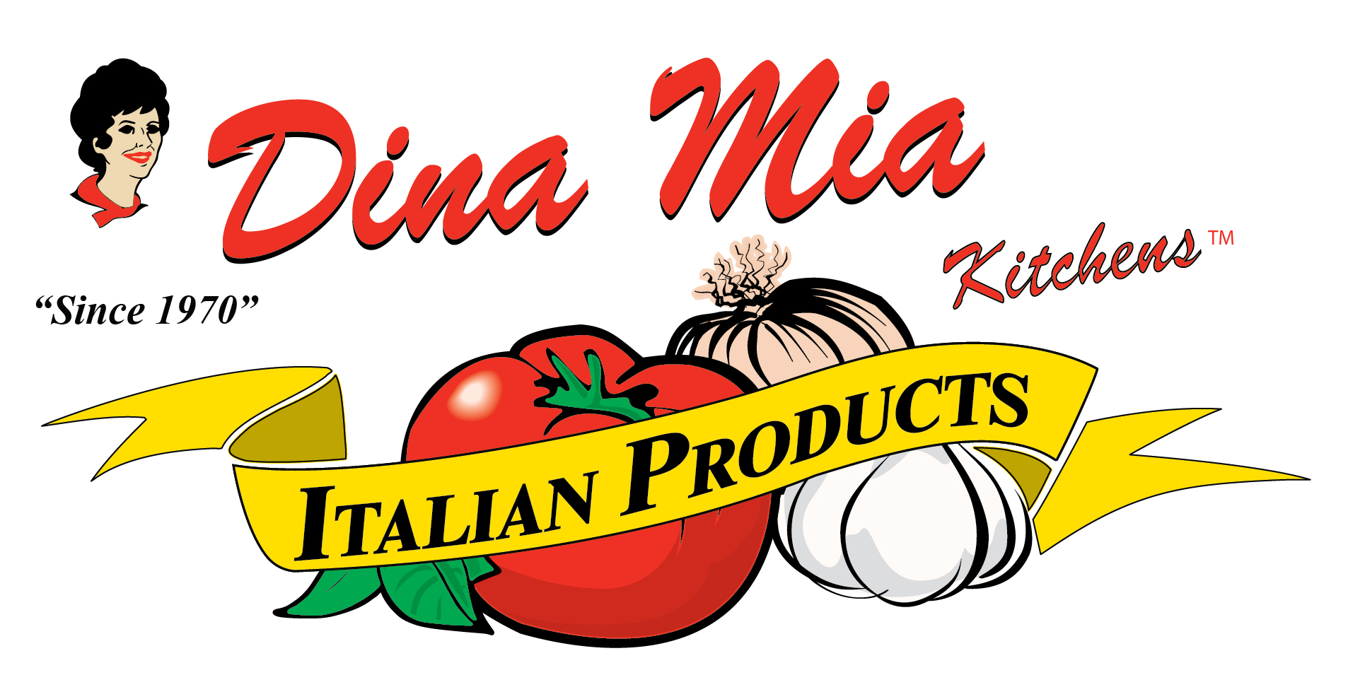 Dina Mia Kitchens logo