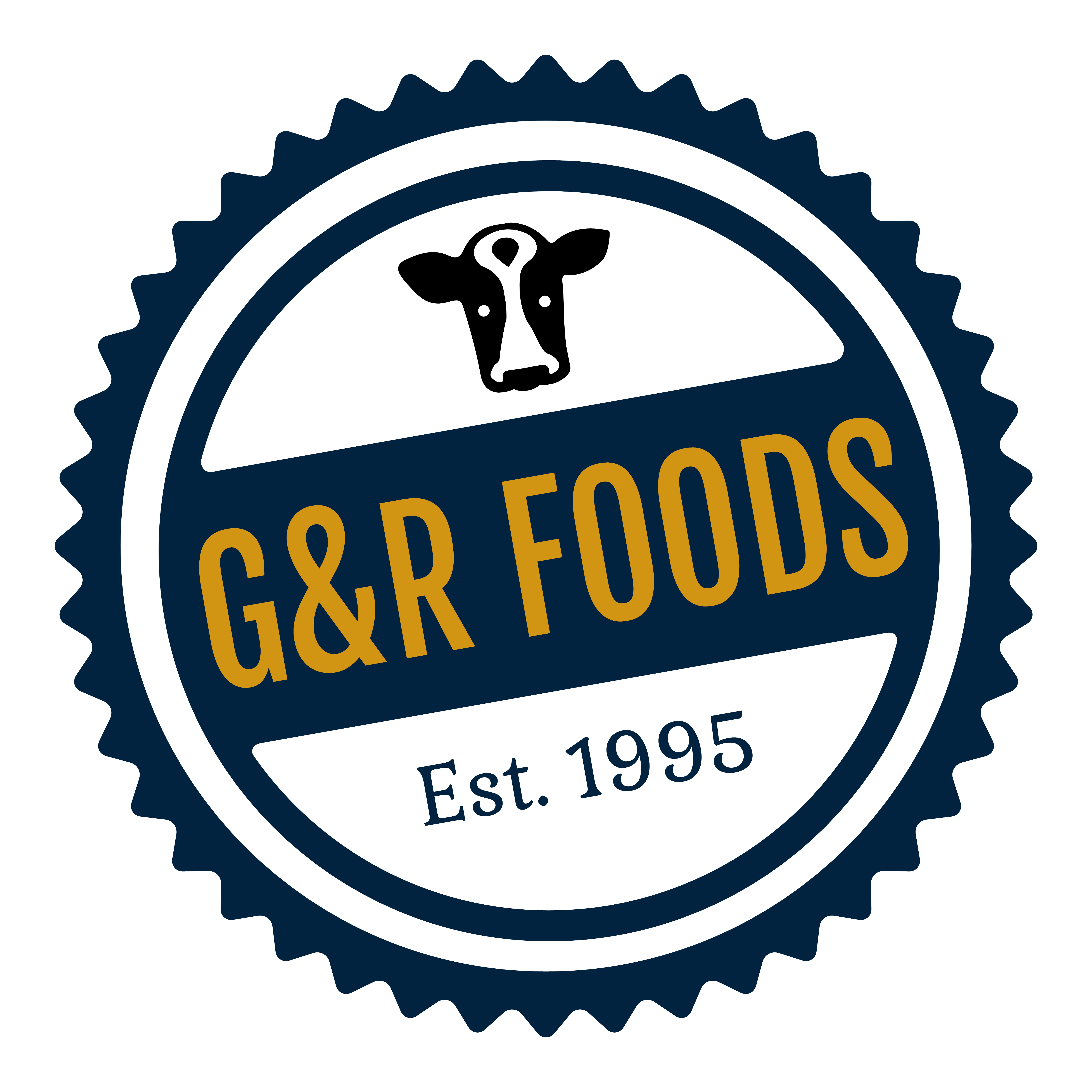 G & R Foods Inc. logo
