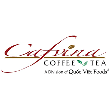 Cafvina Coffee & Tea logo