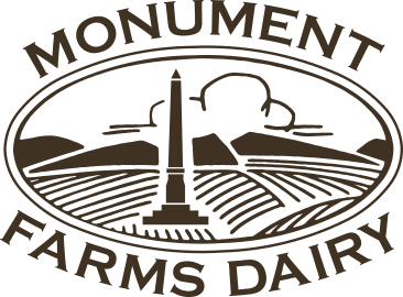 Monument Farms Dairy logo