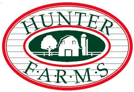 Hunter Farms logo